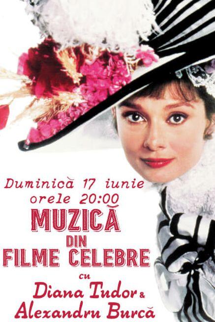 Muzică din filme celebre la Clubul Țăranului Român