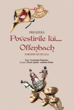 Povestirile lui Offenbach la Palatul Național al Copiilor