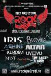 Rock pe 2Roți open air festival 2018