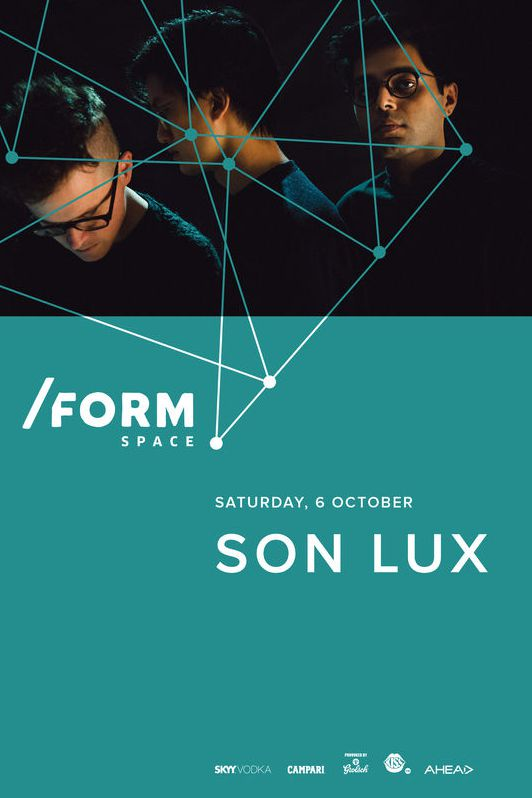 Son Lux la Form Space Club