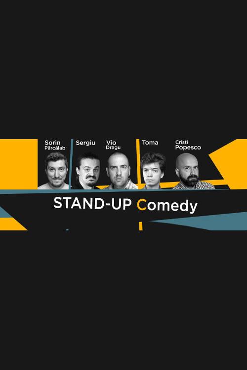 Stand Up Comedy - Show de Vară la Che Guevara Social Pub