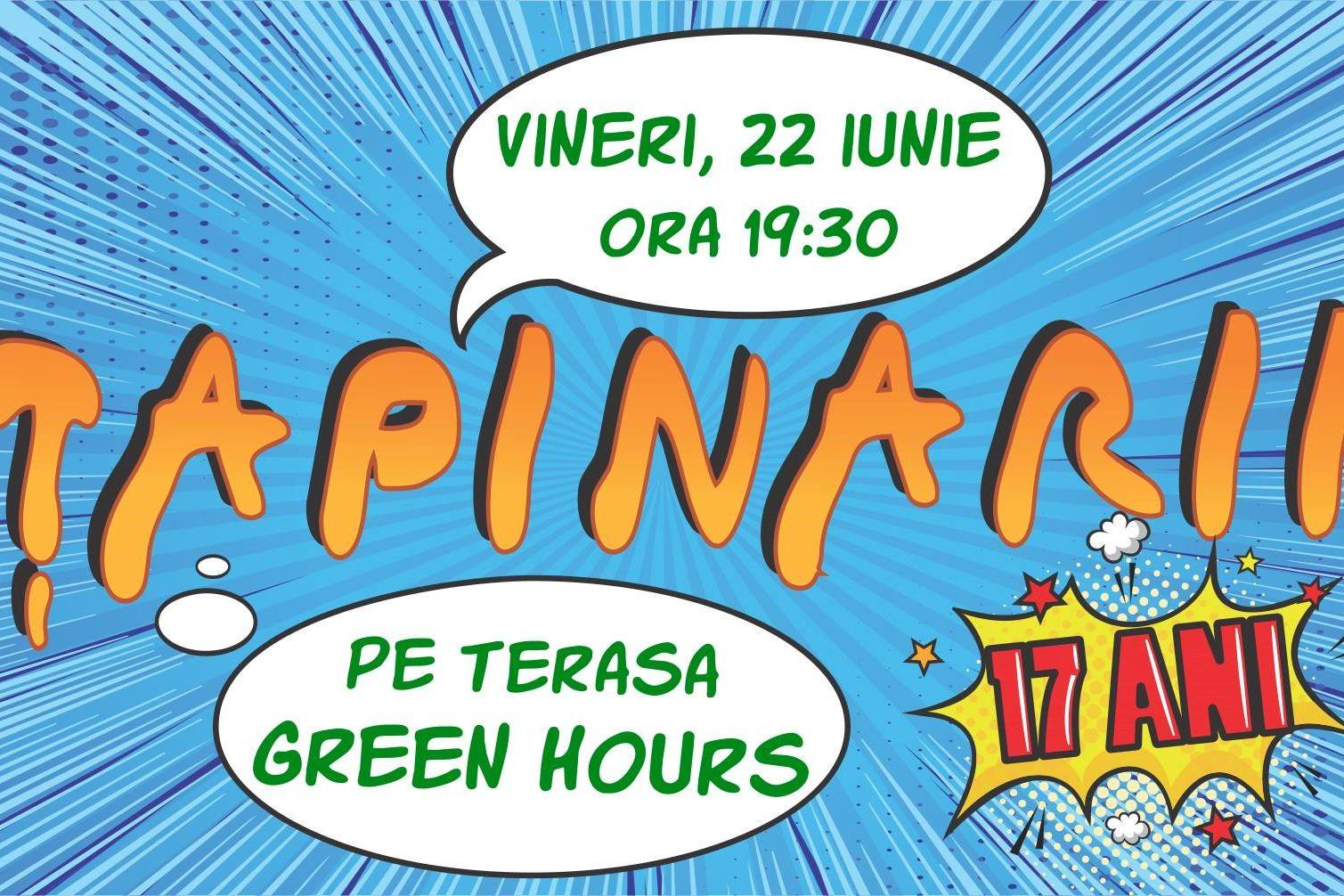 Țapinarii la Green Hours