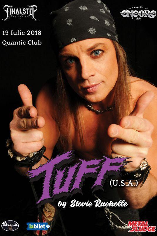 Tuff by Stevie Rachelle la Quantic Club