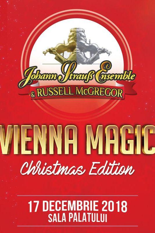 Viena Magic - Christmas Edition la Sala Palatului