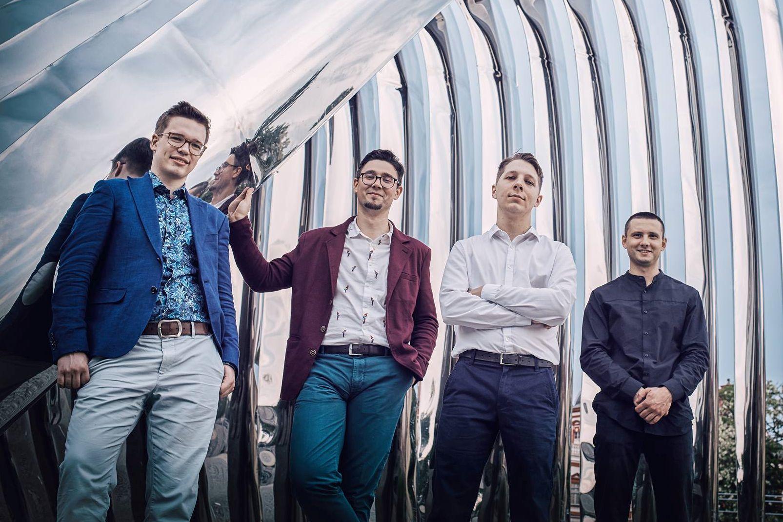 Andrzej Kowalski Quartet la Green Hours