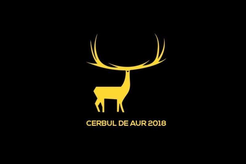 Cerbul de Aur 2018 (logo)