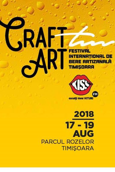 Craft Art TM 2018 la Parcul Rozelor Timișoara