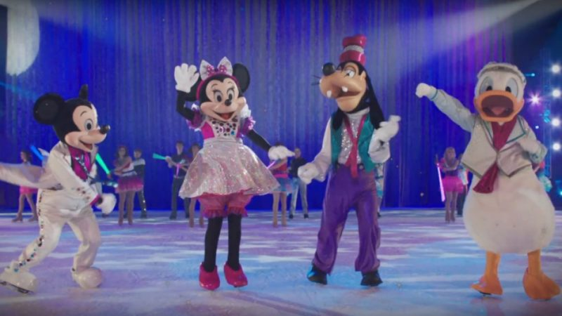 Spectacolul Disney On Ice