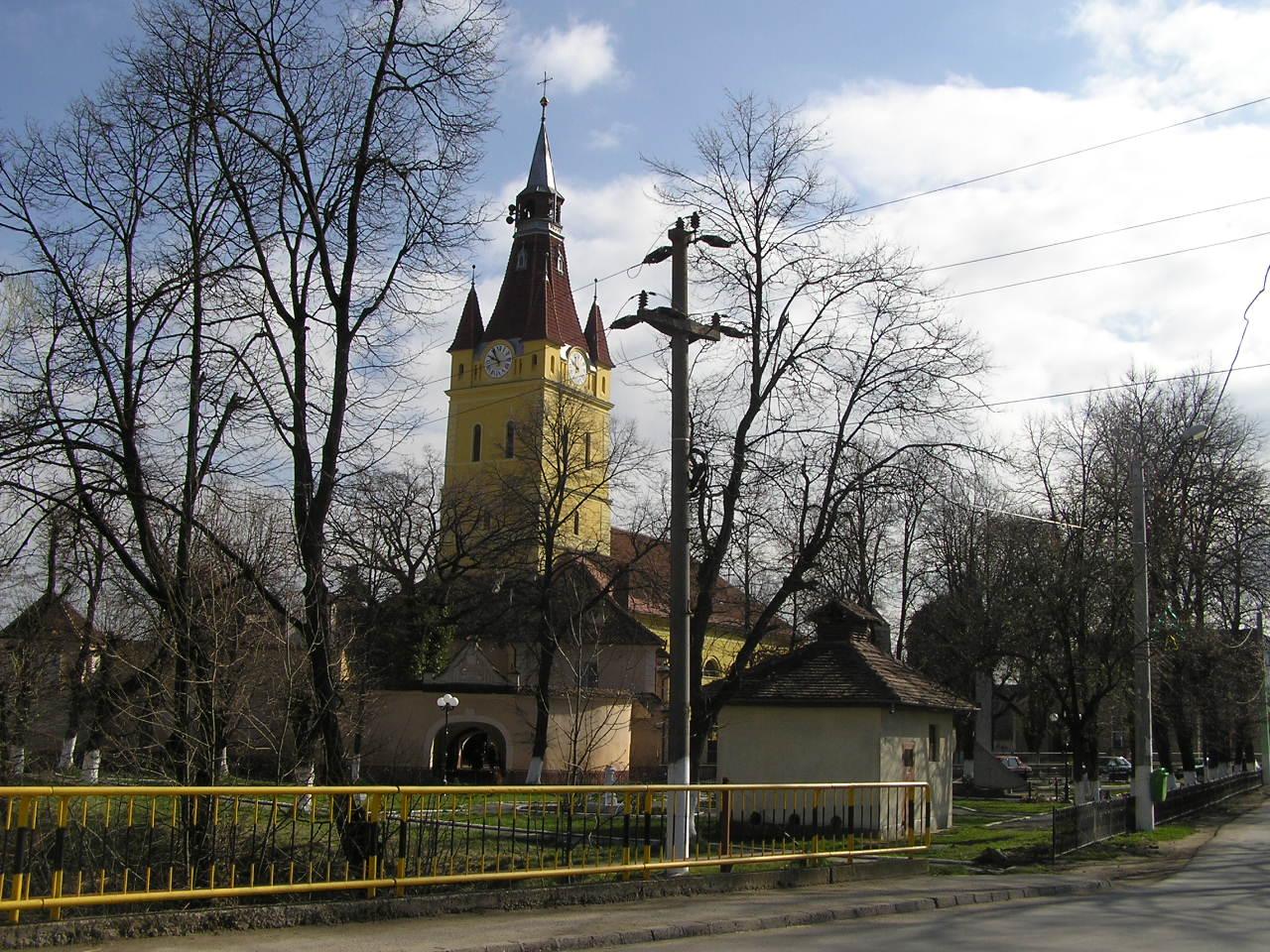 Comuna Cristian (Brașov) din Brașov
