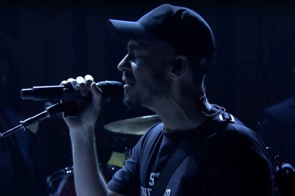 Mike Shinoda, live@Jimmy Fallon