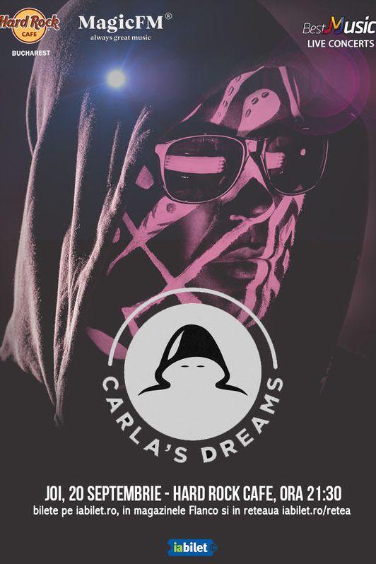 Carla's Dreams la Hard Rock Cafe