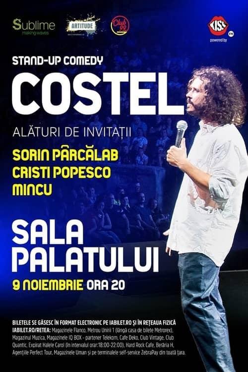 Costel - Stand Up la Sala Palatului
