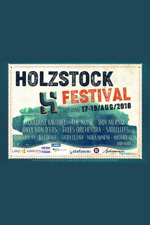 Holzstock Festival 2018 la Hosman (Sibiu)