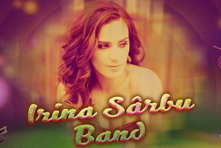 Ioana Sârbu Band la Grădina cu filme