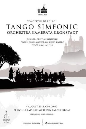 Tango Simfonic la Castelul Bran