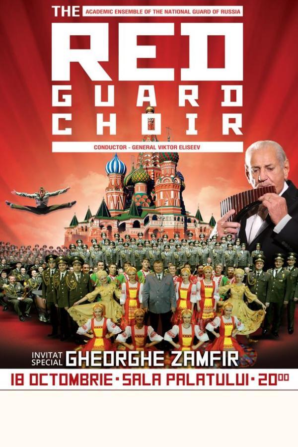 The Red Guard Choir la Sala Palatului