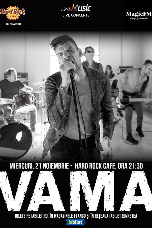 Vama la Hard Rock Cafe
