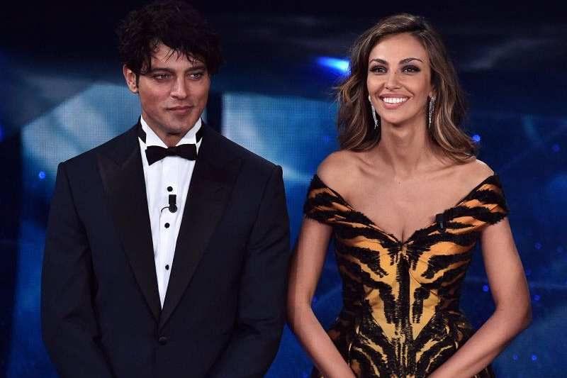 Mădălina Ghenea şi actorul italian Gabriel Garko