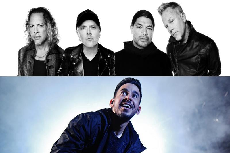 Metallica / Mike Shinoda