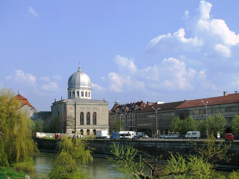 Sinanoga Neologă Sion din Oradea din Oradea