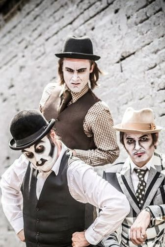The Tiger Lillies la Form Space Club