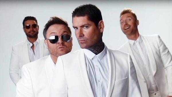 Boyzone - Because