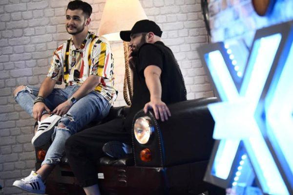 Vlad Drăgulin și Mihai Bendeac - X Factor 2018