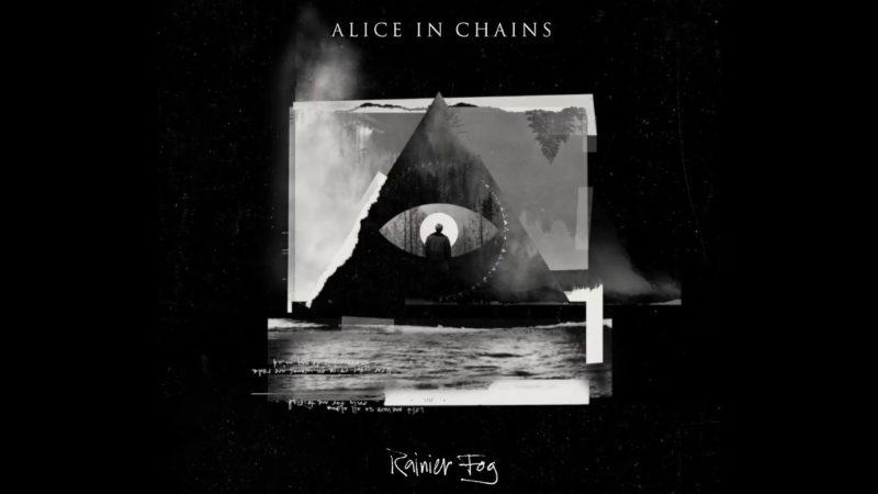 Alice in Chains Rainier Fog album 2018 coperta