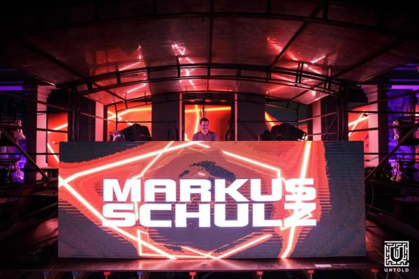 Markus Schulz UNTOLD Festival 2018