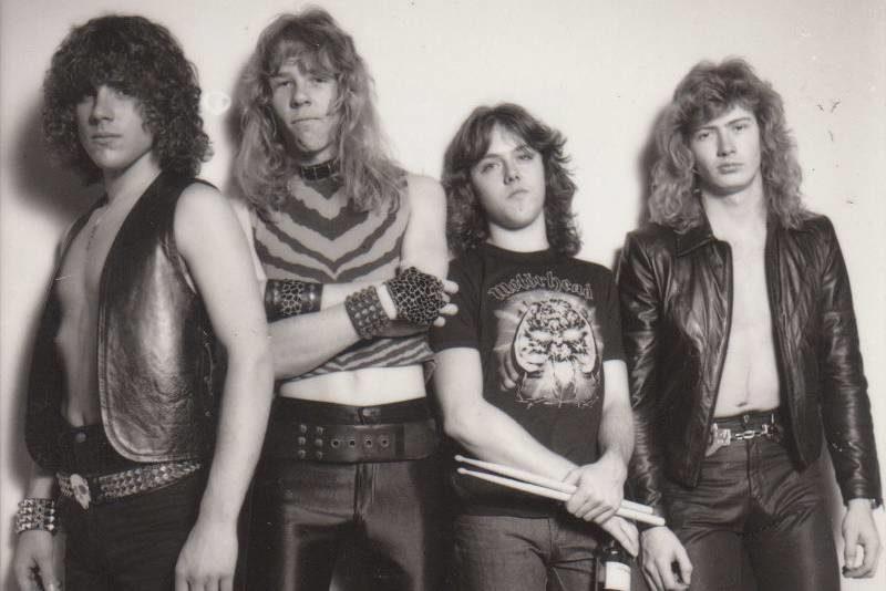 Metallica, 1982