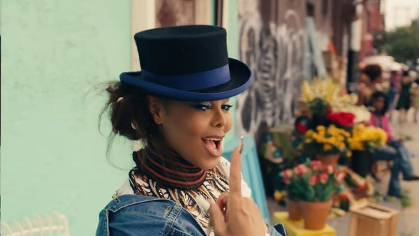 Videoclip Janet Jackson Daddy Yankee Made for Now