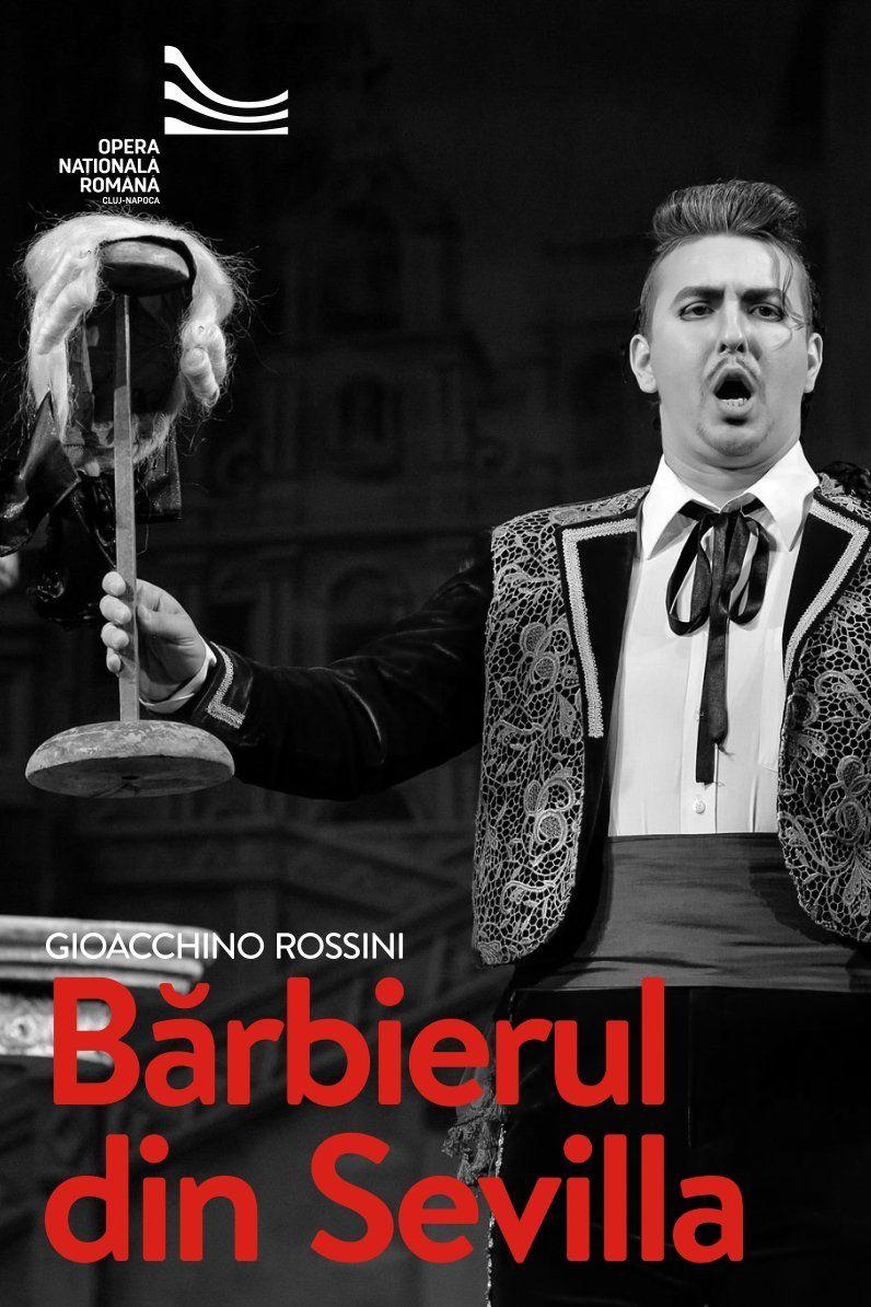 Bărbierul din Sevilla la Opera Națională Română Cluj-Napoca