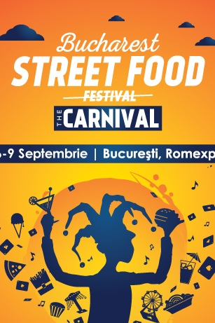 Bucharest Street Food Carnival 2018 la Romexpo