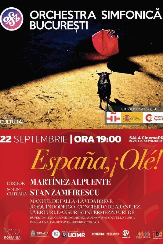 España, ¡Olé! la CinemaPro
