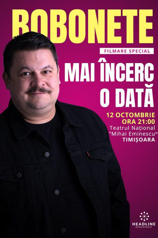 Mihai Bobonete - Mai încerc o dată la Opera Națională din Timișoara