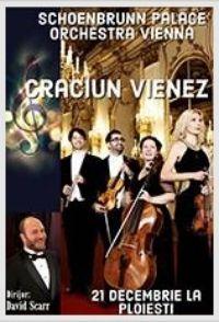 Schöenbrunn Palace Orchestra Vienna la Casa de Cultură a Sindicatelor Ploiești