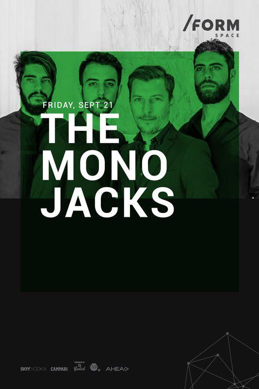 The Mono Jacks la Form Space Club