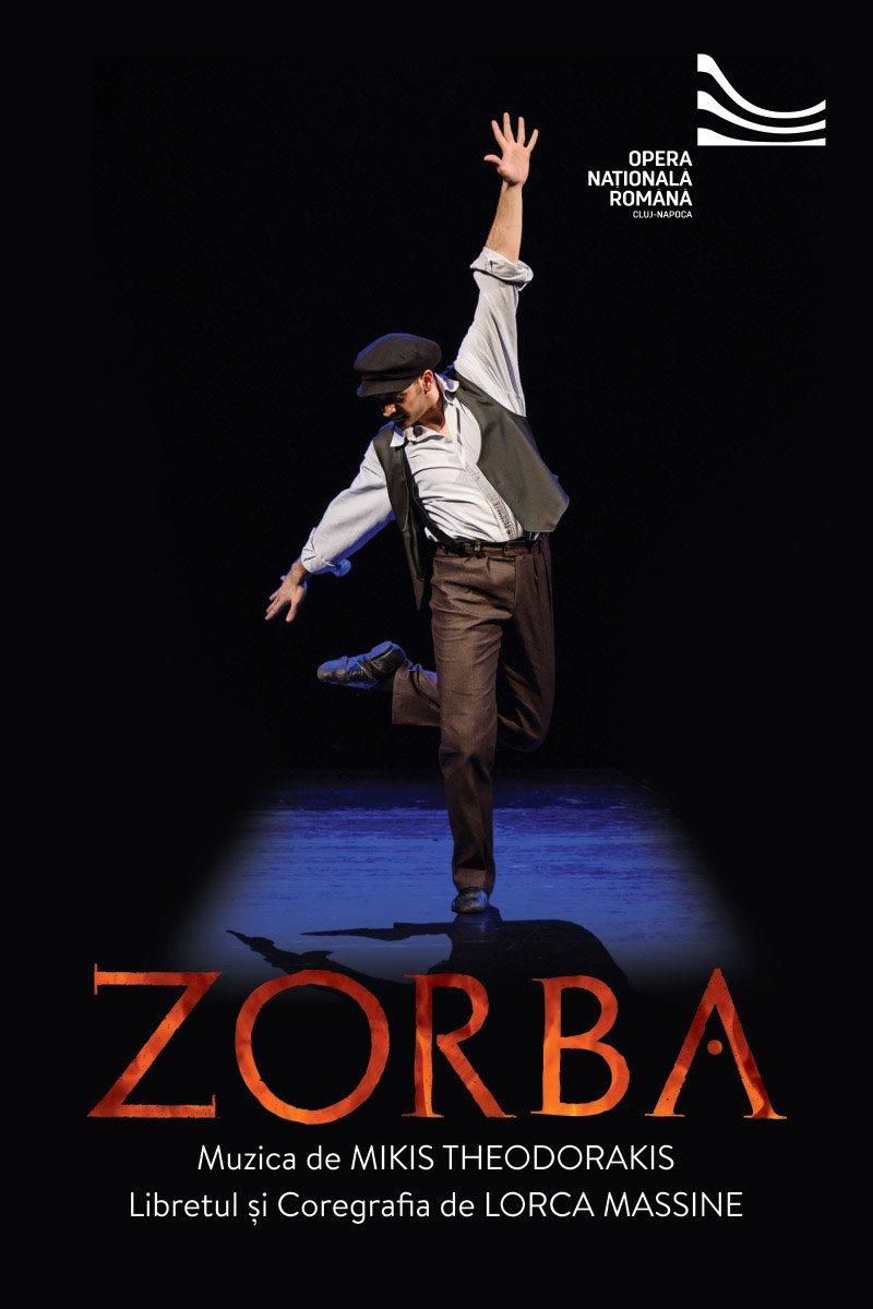 Zorba la Opera Națională Română Cluj-Napoca