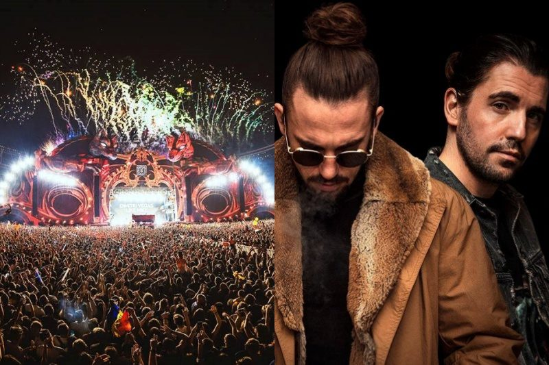 Dimitri Vegas & Like Mike / Untold 2018