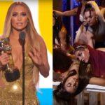 Jennifer Lopez / Ariana Grande la MTV VMA 2018