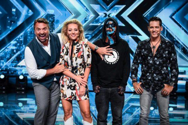 Antrenorii X Factor România 2018