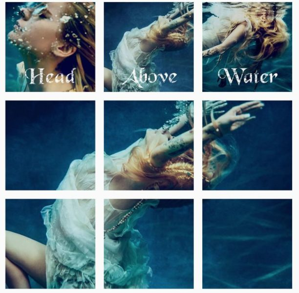 Avril mesaj emotionant revenire Head Above Water 2018