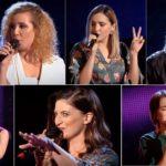 Concurenti alesi seara 2 Vocea Romaniei 2018