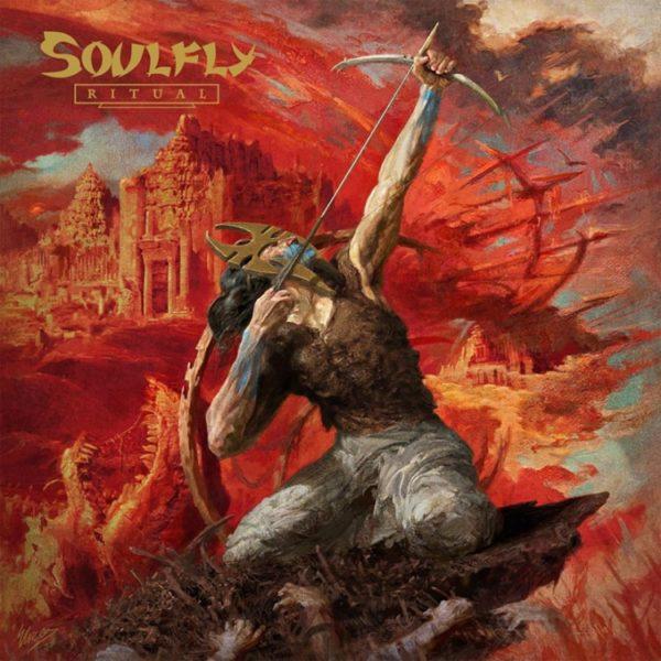 Coperta Soulfly Ritual