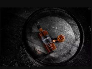 Metallica whiskey Blackened