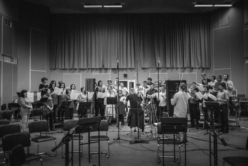Rammstein teaser album nou orchestra 2018