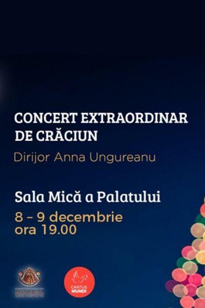 Corul Madrigal - Concert de Crăciun la Muzeul Național de Artă al României (MNAR)