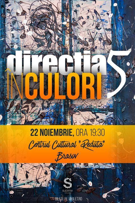 Direcția 5 - În culori la Centrul Cultural Reduta