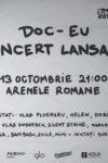 """DOC - Lansare de album """"Eu"""""""
