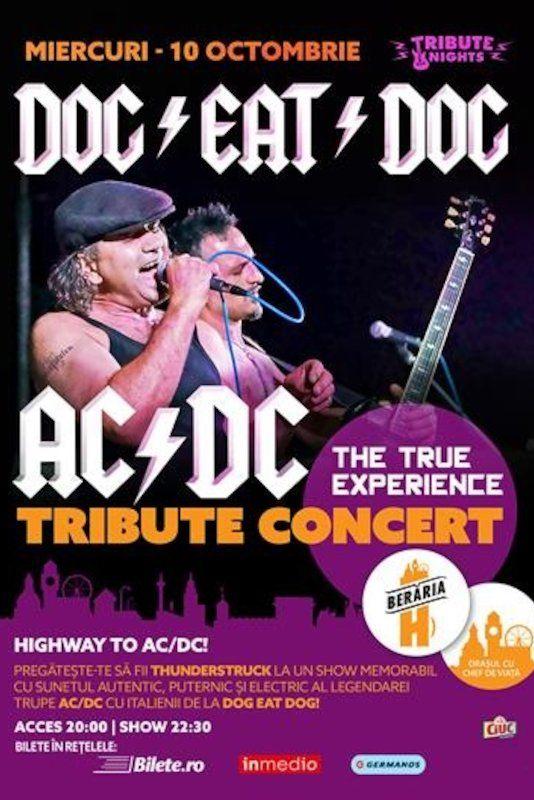 Dog eat Dog - AC/DC Tribute la Berăria H